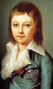 Louis Charles, the Dauphin