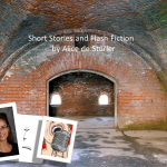 Flash Fiction and Short Stories 2014 Cover by AdS