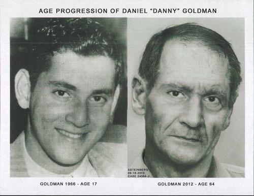James dean age progression