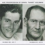 New developments in the 1966 case of Danny Goldman