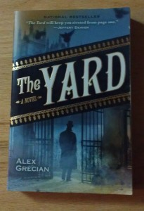 "Alex Grecian ""the Yard"" book cover"
