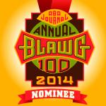 Nominee 2014 ABA Top 100 Blawgs!