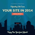 2014 review from WordPress