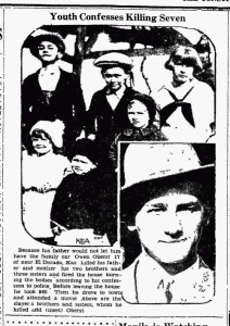 Owen Oberst and siblings, courtesy Constitution Tribune