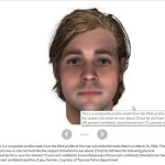 Welch suspect based on DNA