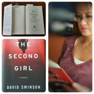The second Girl by David Swinson