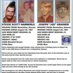 Missing: Stephen Scott Hammerle